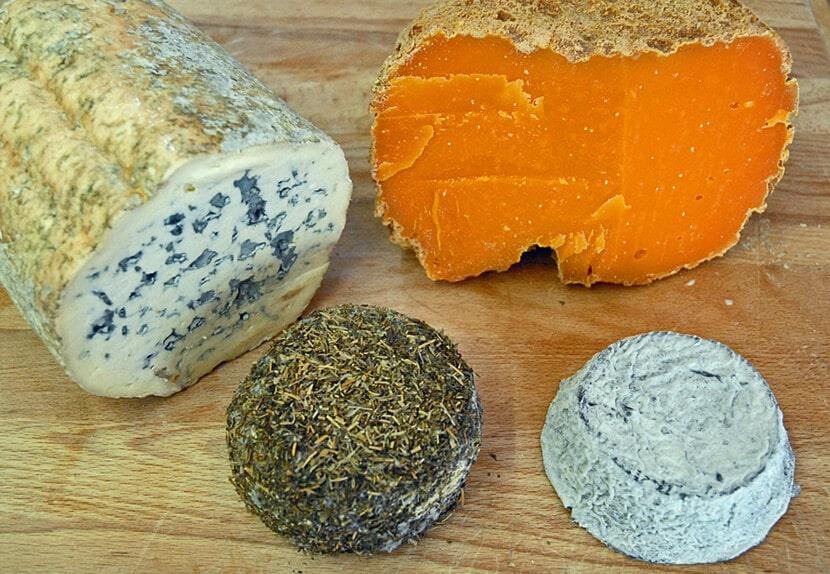 גבינות (צילום: יפה עירון-קוץ)