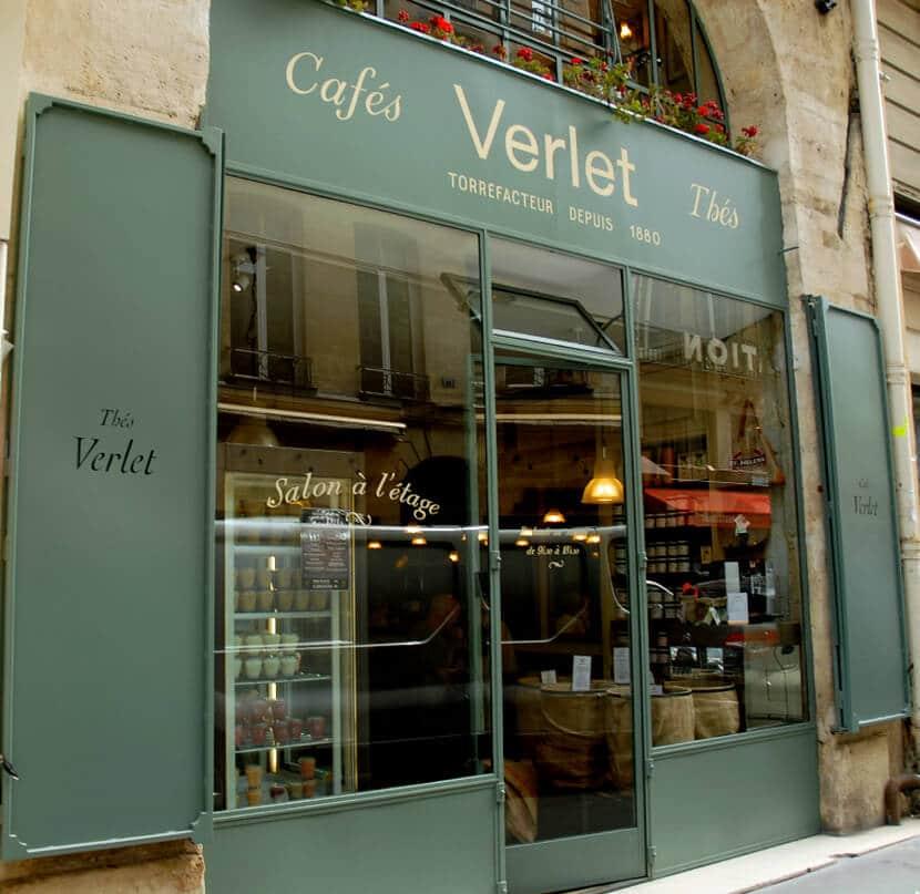 קפה ורלה פריז (צילום: יפה עירון-קוץ)