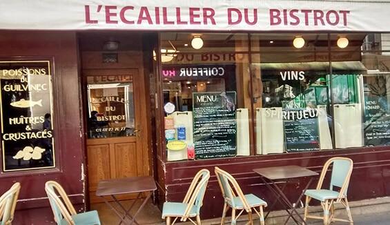 ל'קאייה דו ביסטרו, פריז. צילום: יפה עירון-קוץ