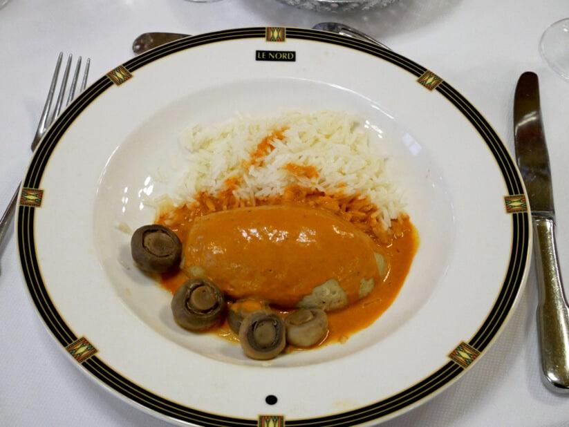 מנת קאנל במסעדת בראסרי לה נור (צילום: יפה עירון-קוץ)