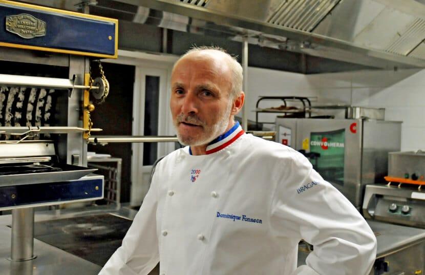 השף דומיניק פונסקה (צילום: יפה עירון-קוץ)